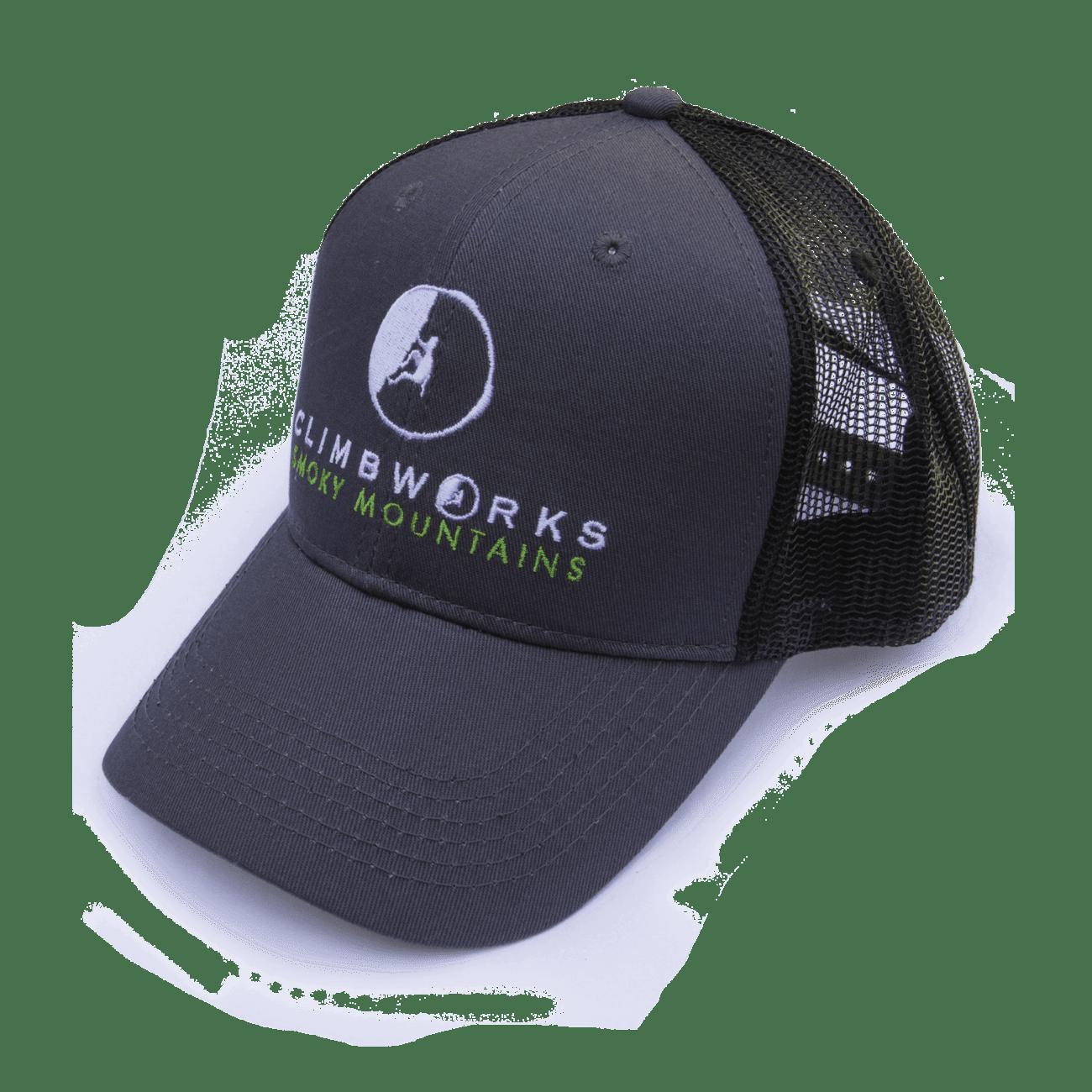 dde0da346e8 Home Hats Classic Smoky Mountains Trucker. Classic-cwsm-grey