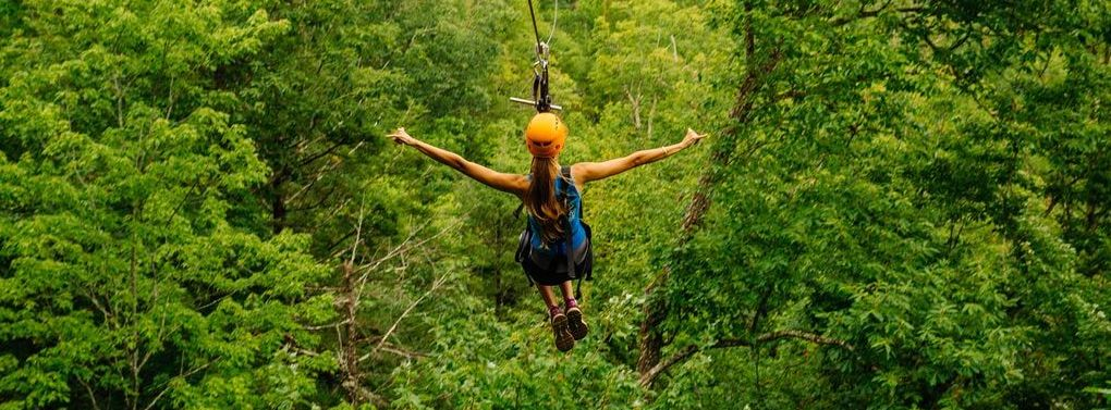 10 Interesting Facts About Ziplining in the Smoky Mountains at CLIMB Works