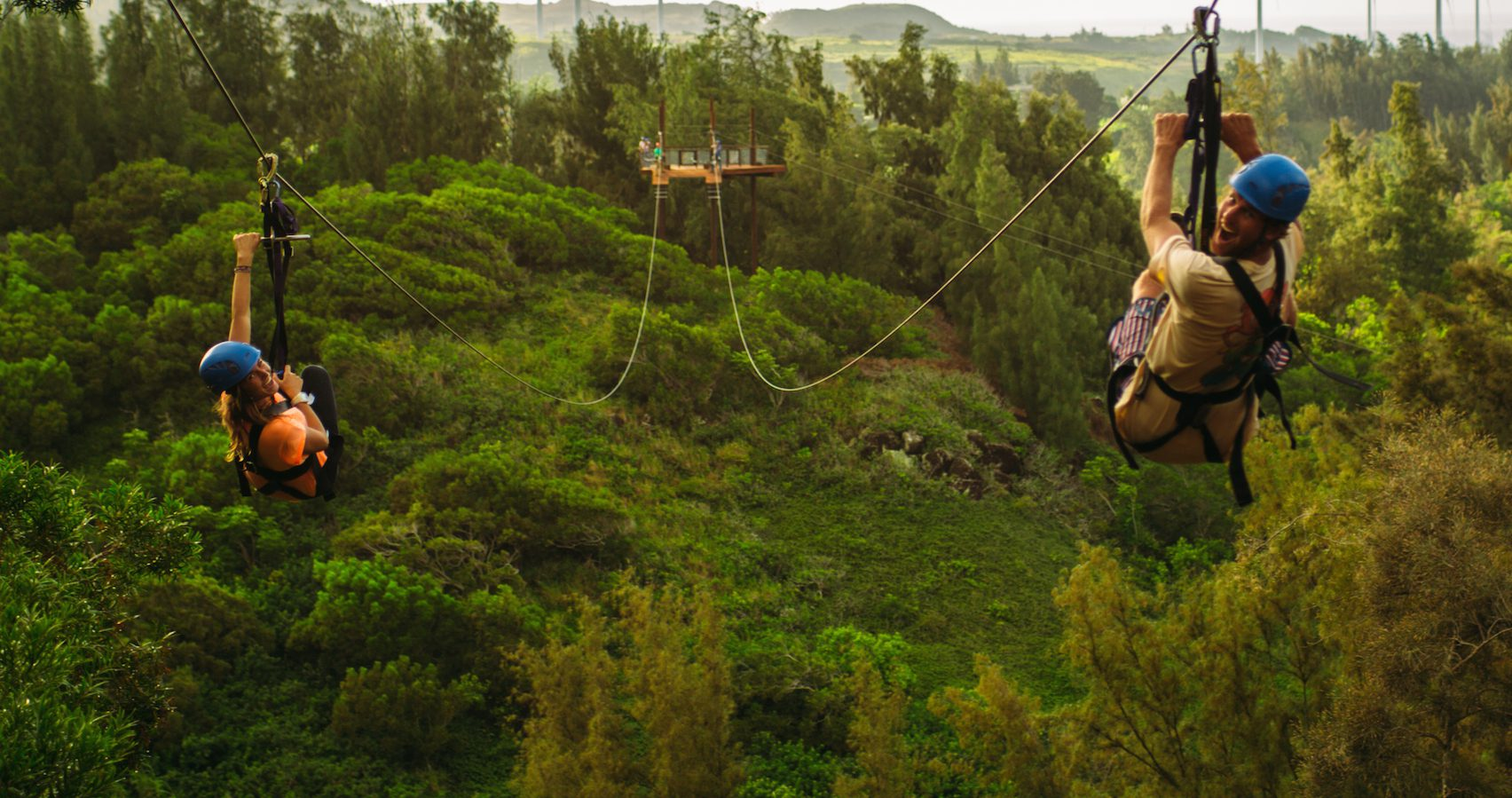 Top 4 Reasons to Go Ziplining in Oahu Hawaii During Your Vacation