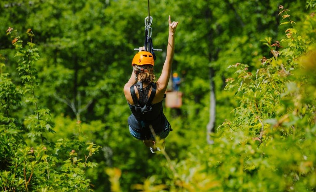 4 Ways to Guarantee You Have the Best Time Ziplining in the Smoky Mountains