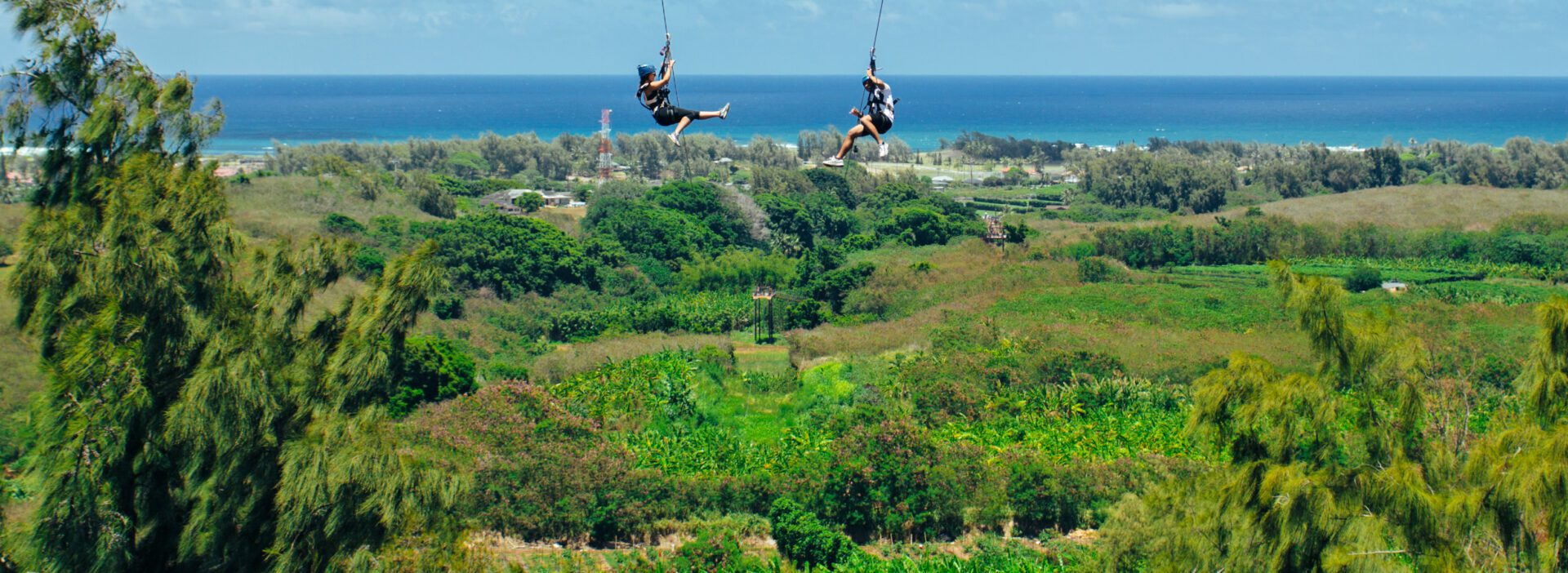 How We Keep You Safe During Your Oahu Zipline Adventure