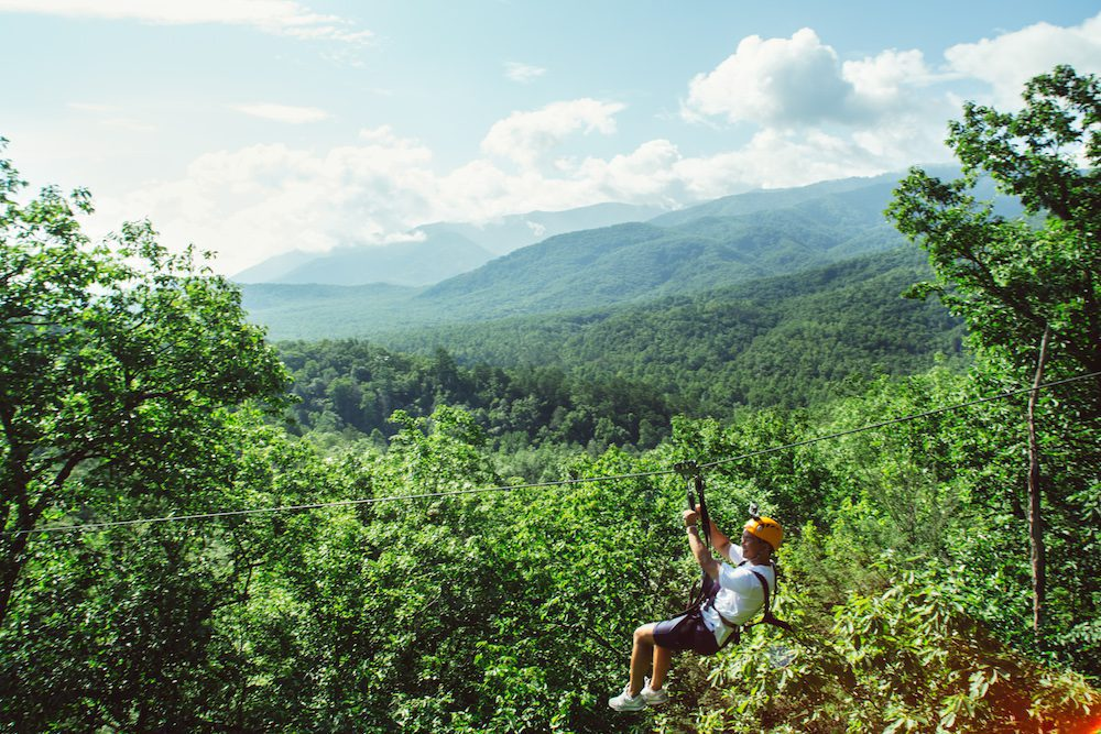 Top 4 Things to Do in the Smoky Mountains with a Gorgeous View