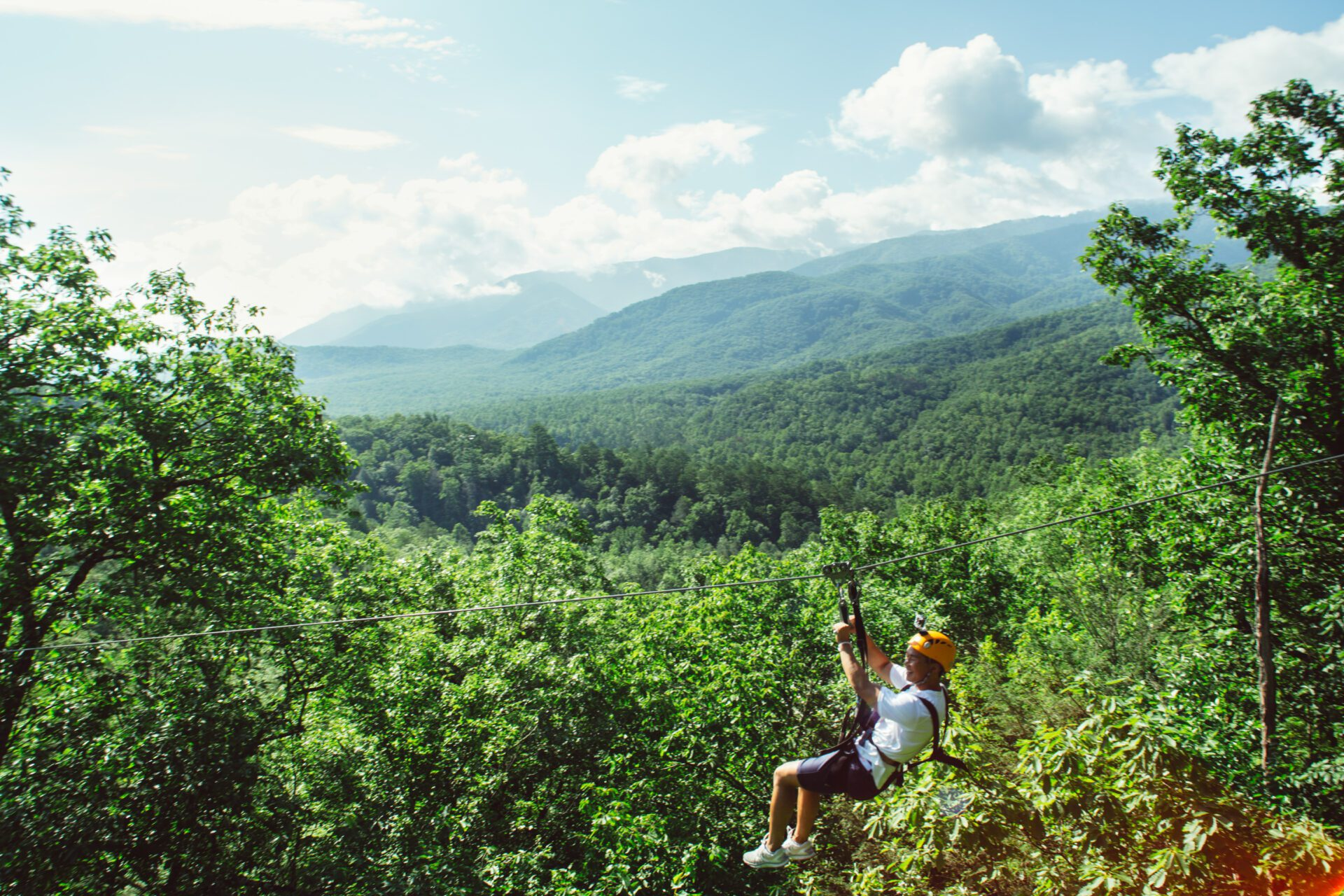 What to Pack for Your Smoky Mountain Zipline Adventure