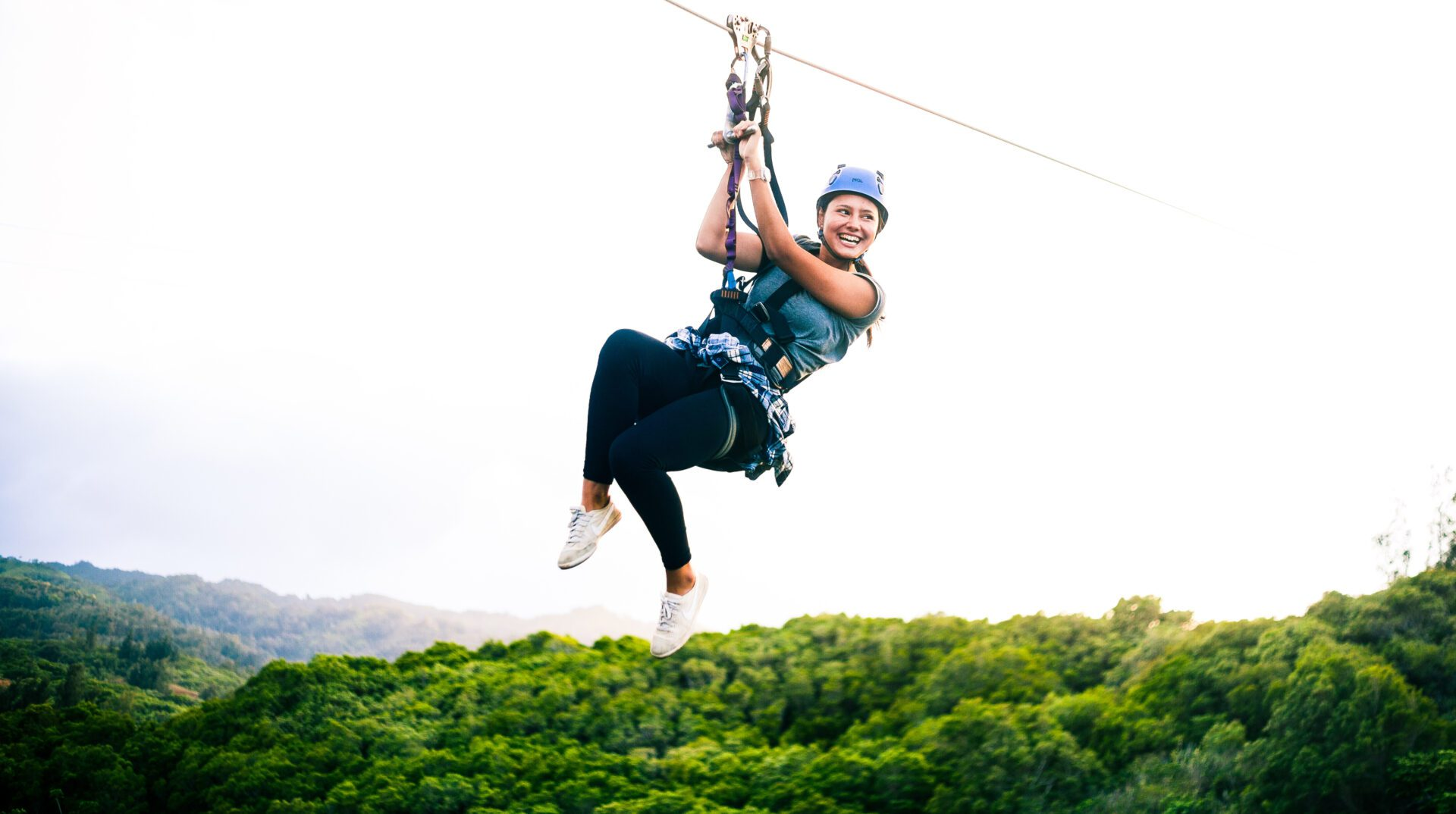 5 Things You'll Experience When You Zipline in Hawaii with CLIMB Works