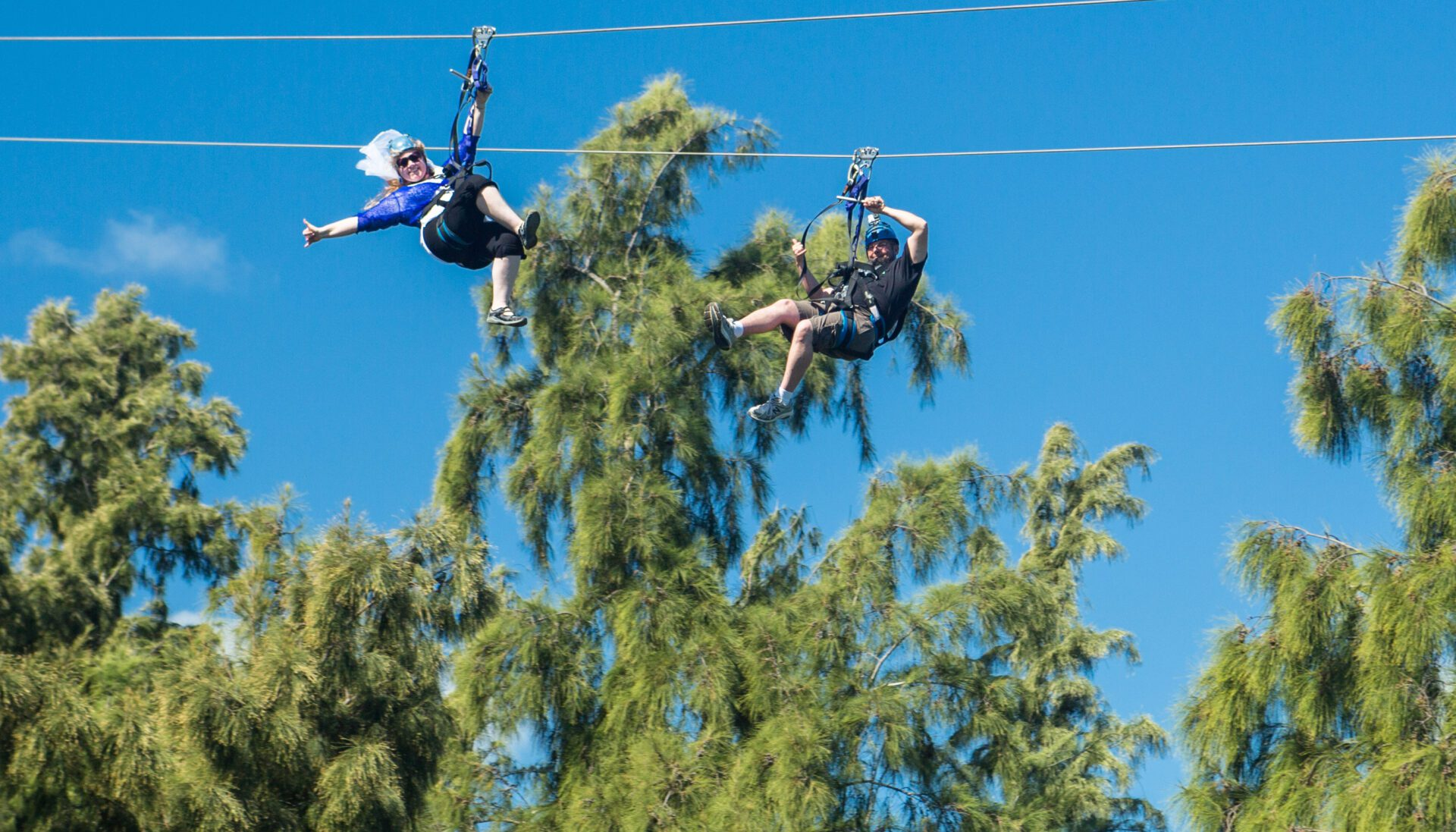 4 Reasons CLIMB Works is the Best Place to Zipline in Hawaii