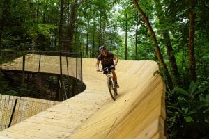 mountain biking in the smoky mountains