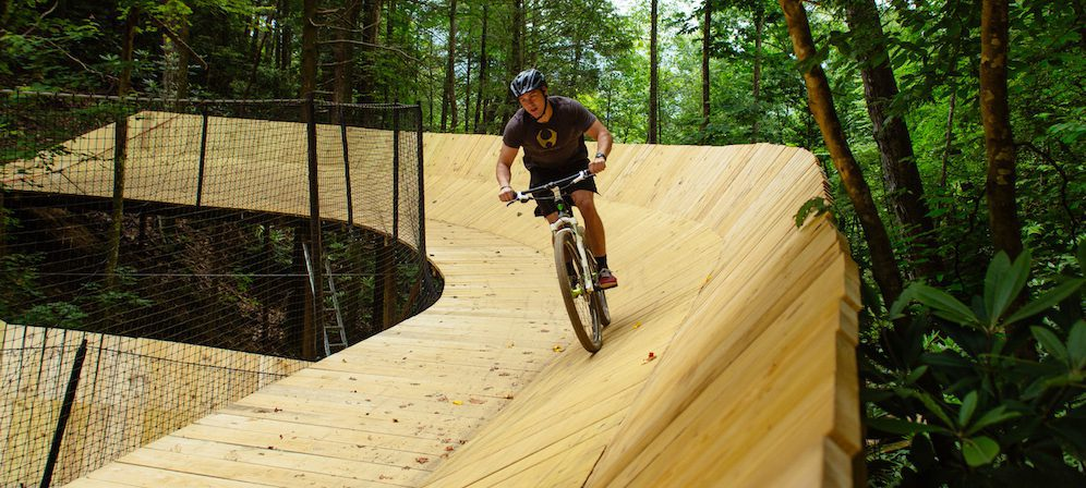 5 Things You'll Love About Mountain Biking in the Smoky Mountains