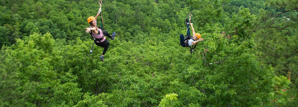 Top 5 Tips for Ziplining in Gatlinburg with CLIMB Works
