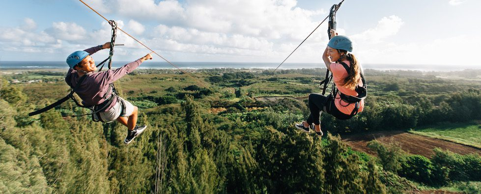 4 Things You Don't Know About Our Keana Farms Ziplines