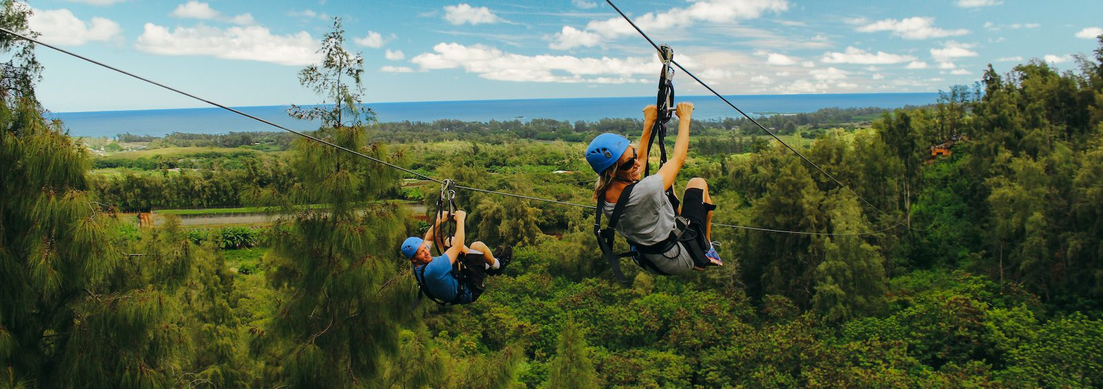 What to Expect When You Go Ziplining on Oahu for the First Time
