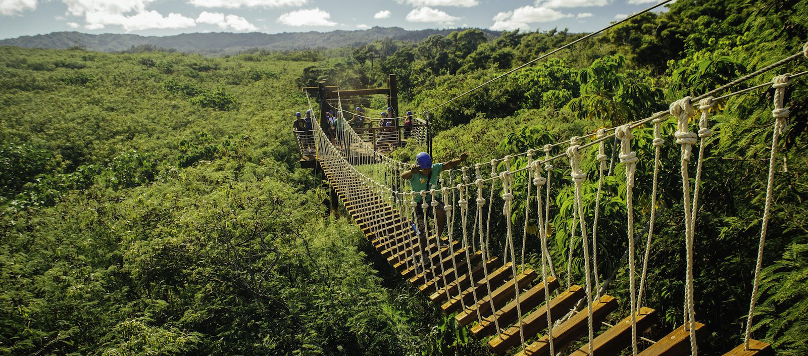 5 Reasons to Step Outside Your Comfort Zone and Go Ziplining on Oahu