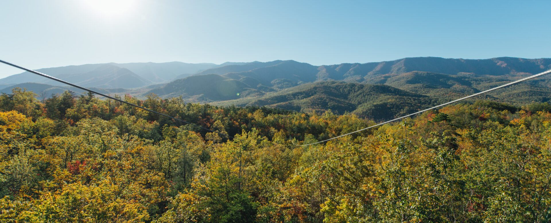 What to Expect on Our Mountaintop Zipline Tour in the Smoky Mountains