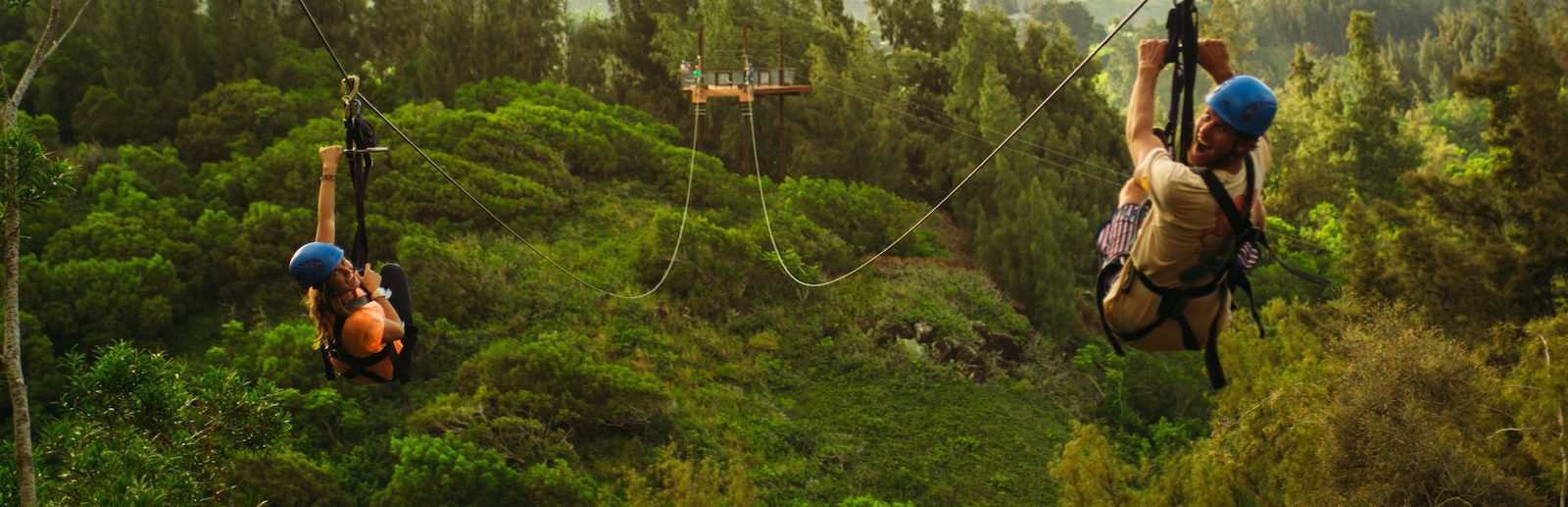 The History of Ziplining: From Jungle Exploration to Vacation Fun