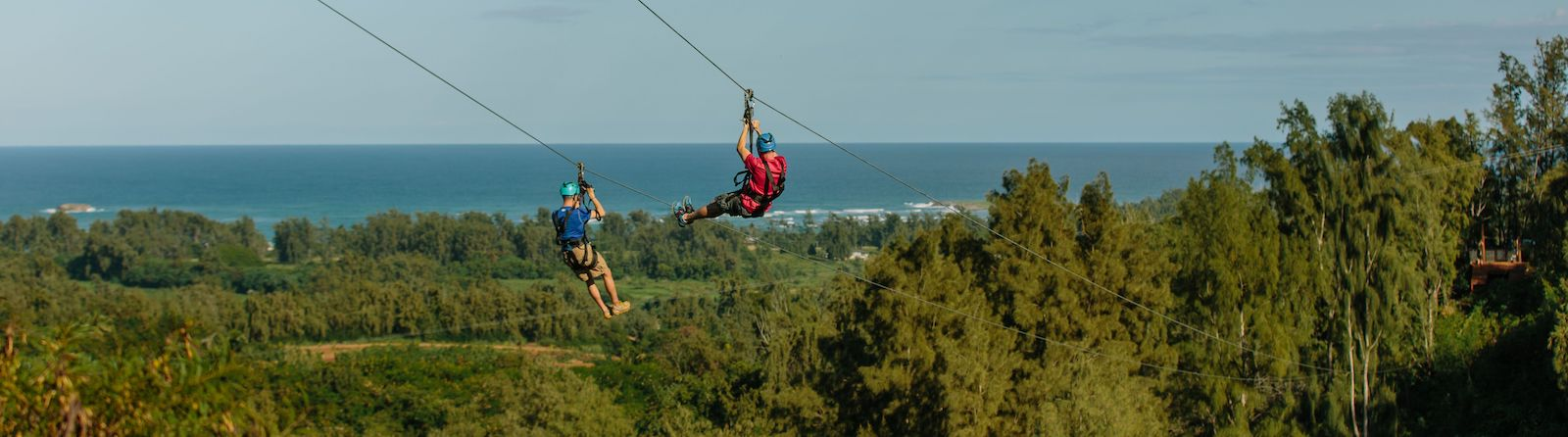 Top 5 Things to Keep in Mind When Ziplining in Oahu
