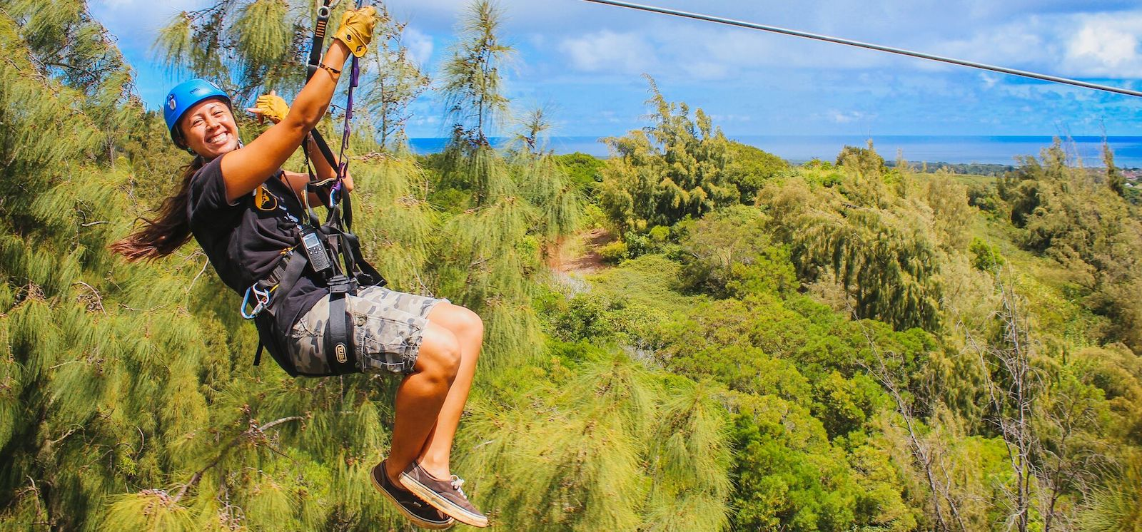 Top 4 Reasons Why Guests Visiting Waikiki Love Our Oahu Zipline Tour