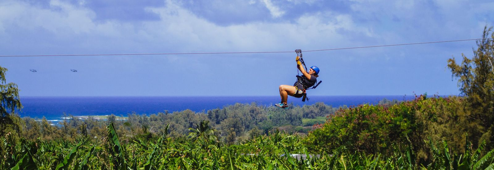 Top 4 Reasons Why Our Ziplines in Hawaii are Fun for a Solo Traveler