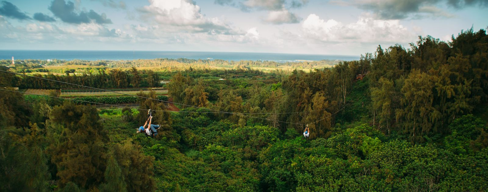 4 Reasons Our Ziplines in Hawaii are the Best Way to Experience the Beauty of Oahu's North Shore