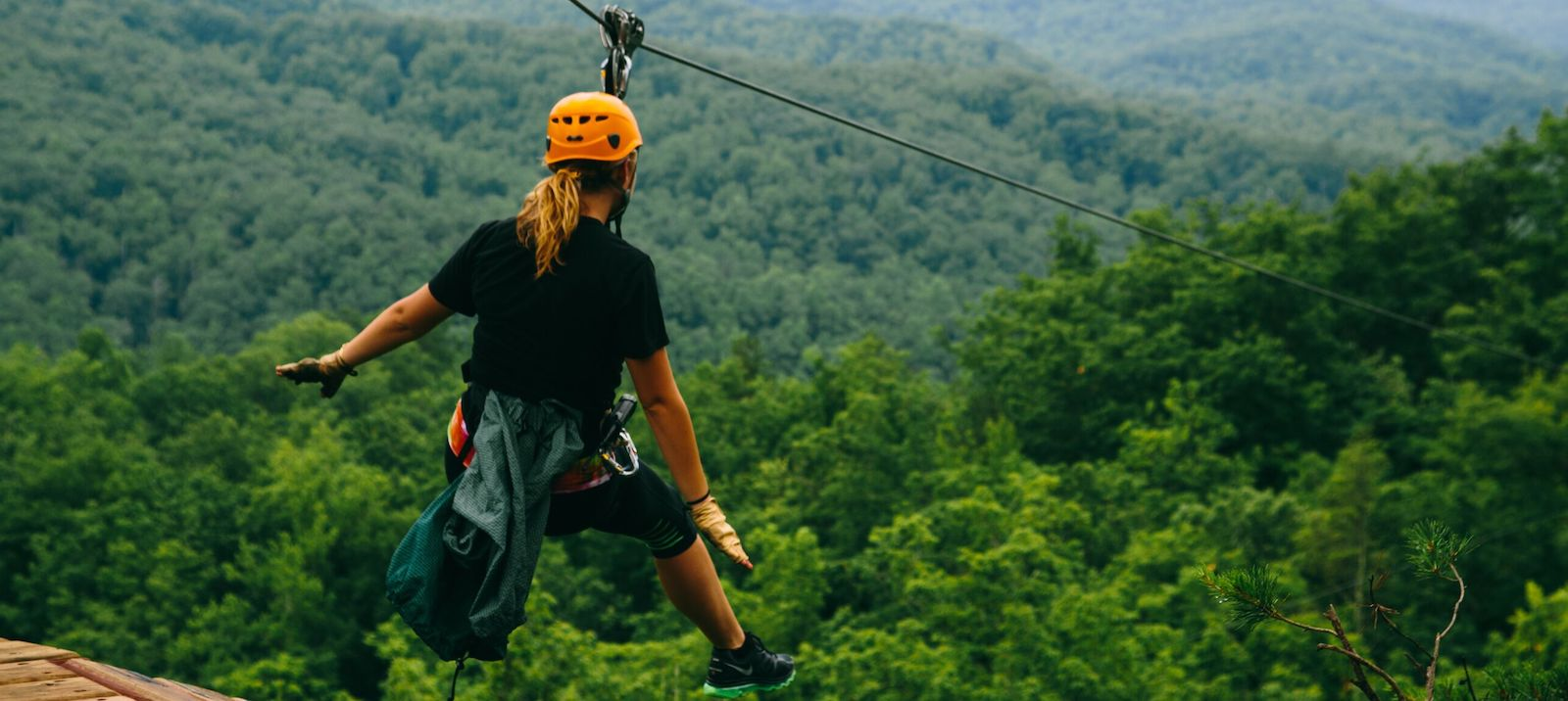 5 Reasons Our Ziplines in the Smoky Mountains Are Perfect for a Girls' Day Out