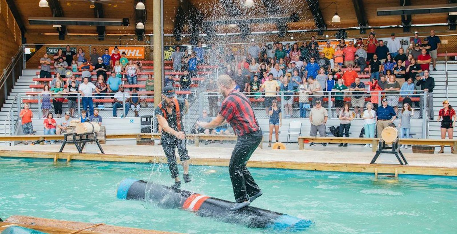 Top 4 Reasons You Will Love Our Adventure Packages with Lumberjack Feud
