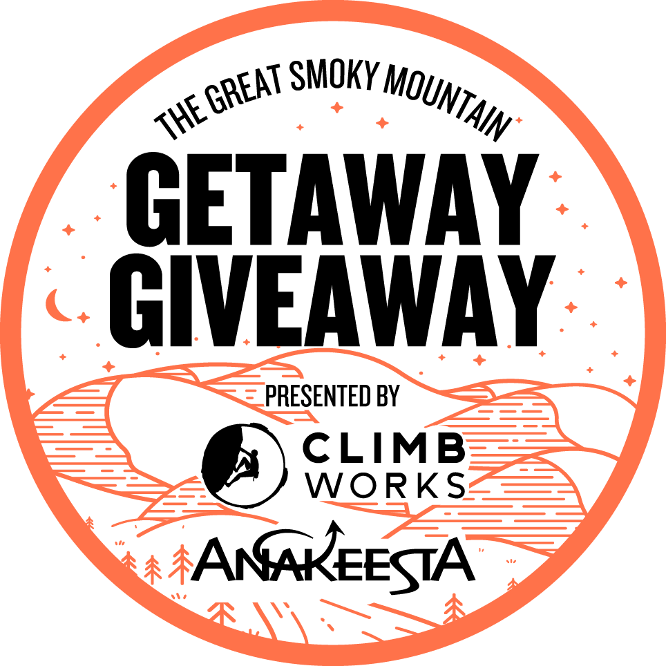 Getaway Giveaway Dark Badge